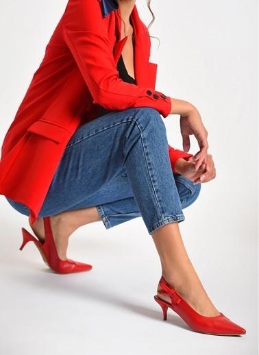 D by Divarese Ayakkabı Kırmızı